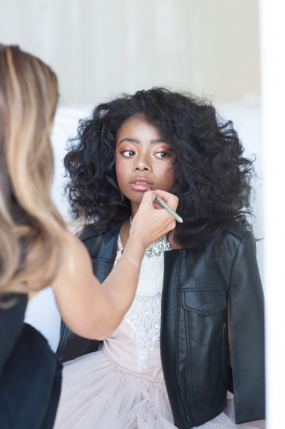 Skai Jackson - The Project For Women